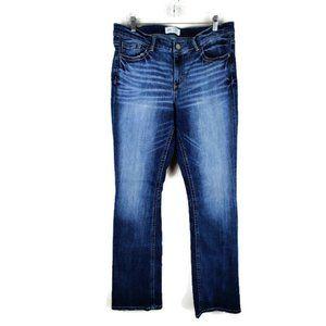 BKE Payton Mid Rise Bootcut Jeans. Size: 34 x 35.5